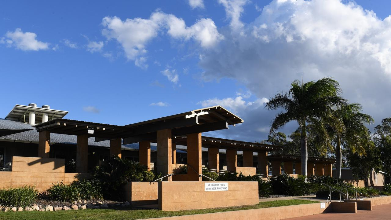 The Mater Hospital Bundaberg are excited to become part of the new statewide Mater brand. Picture: Mike Knott