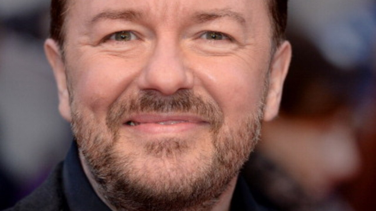Ricky Gervais has given his two cents on a new celebrity anti-racism PSA video. Picture: Karwai Tang/WireImage