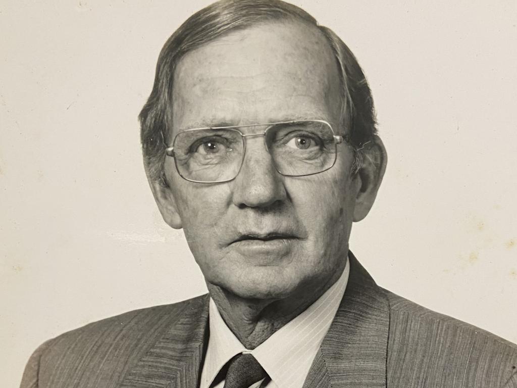 Keith Brazier was instrumental in the development of North Queensland.