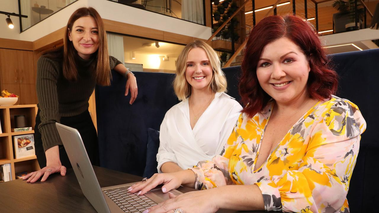 Within 24 hours of launching a female-only online jobs platform more than 1000 women have signed up, its founder says.