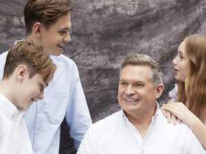 Michael Usher: 'I've got a lot of dad guilt'