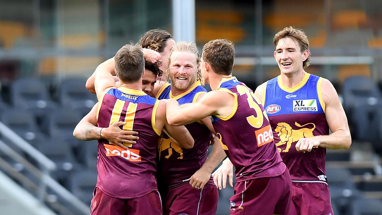 Brisbane have recorded their first win of 2020.