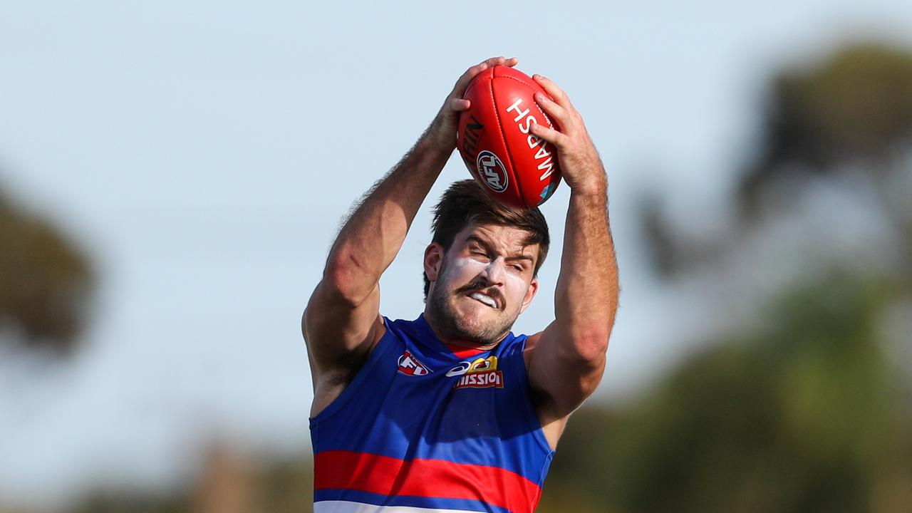 Josh Bruce will be up against St Kilda for the first time since crossing to Whitten Oval.