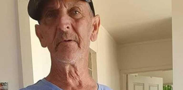 MISSING: Phil Thomas was last seen in Warwick on June 12.