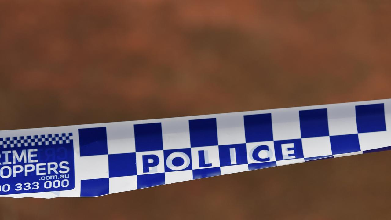 Police are seeking public assistance to locate a man or utility after a man was stabbed in the face this morning at Mungindi.