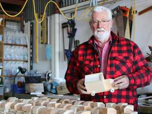 Men's Shed hope new facility inspires members