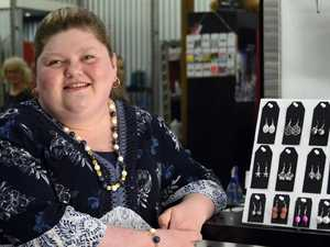 How a blind jeweller came to start her own business