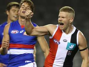 Dogs get one-star review in Saints show