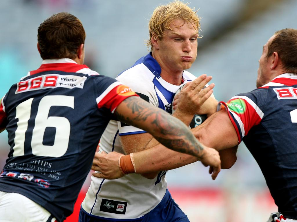 Tolman will have to wait to rip into the Roosters.