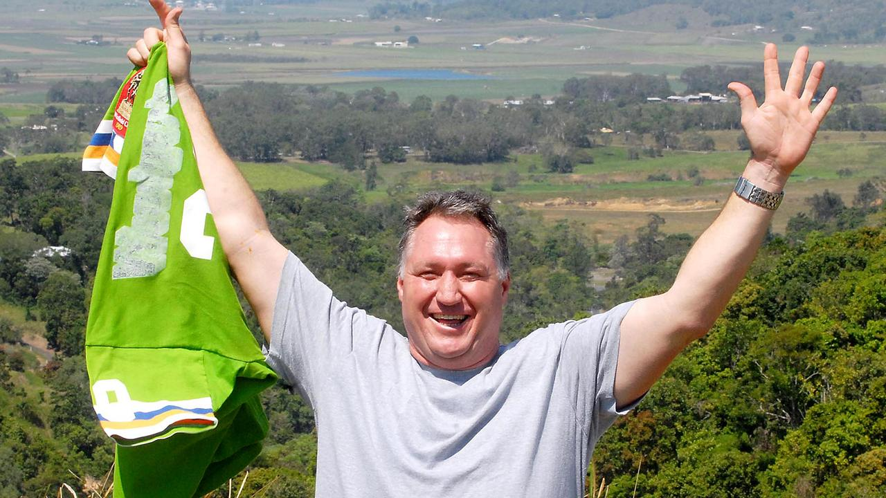 1989 Canberra Raiders grand final winner Steve Jackson believes young Mackay product Toby Thorburn will fit in well at the club. Picture: Tony Martin
