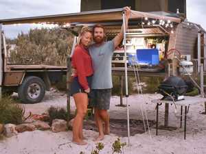 Coronavirus forces Cudgen couple to abandon dream job