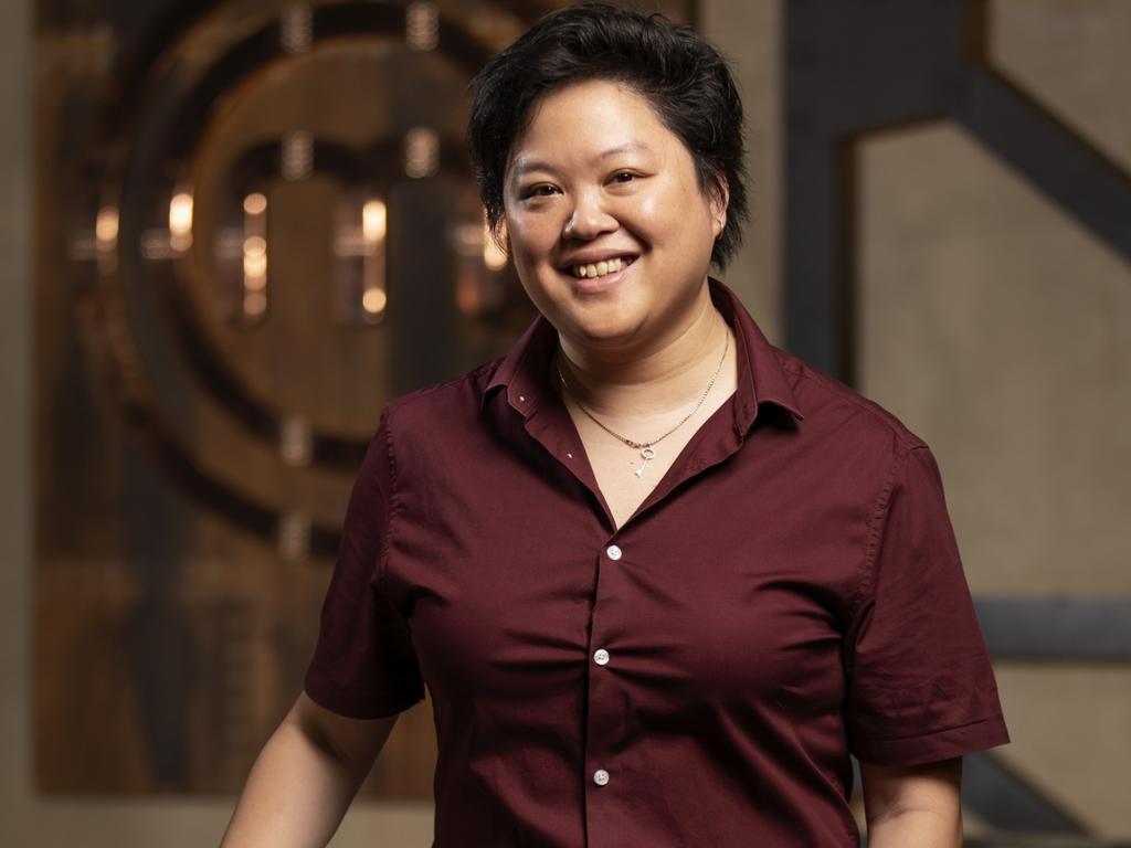 MasterChef Australia's Sarah Tiong. Picture: MasterChef/Network 10