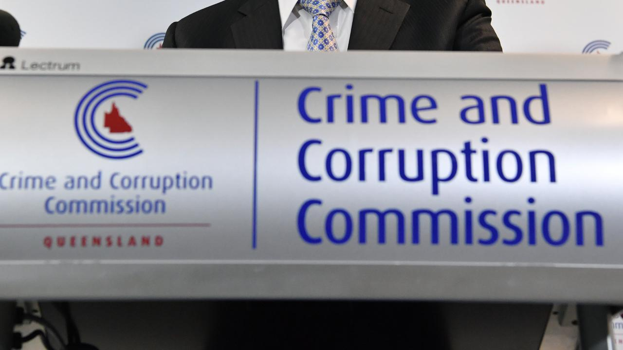 The Queensland Crime and Corruption Commission are continuing an investigation into the Maranoa Regional Counci. (AAP Image/Darren England)