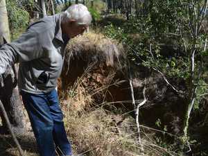 Gayndah sinkhole a 'disaster waiting to happen'