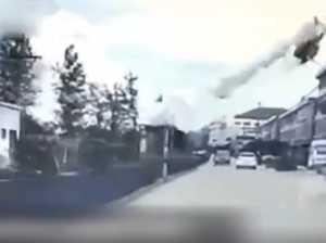 Horror truck inferno kills 19