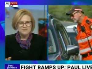 'A new low': Liberal Senator sparks fury