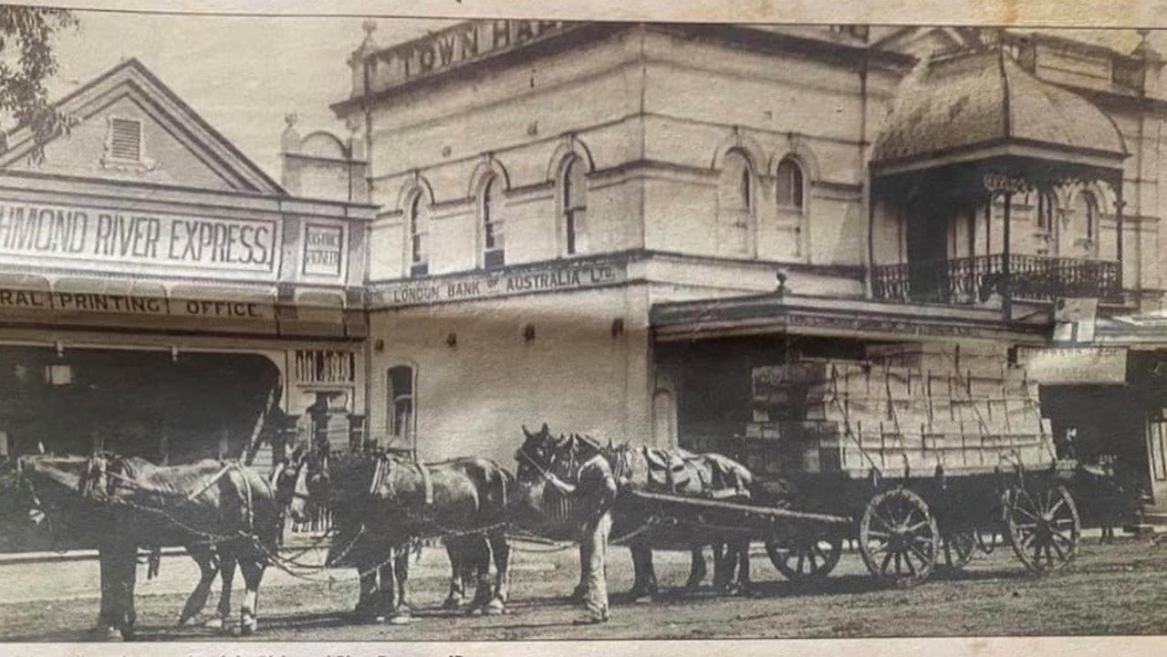 Undated photo. PIC: CASINO & DISTRICT HISTORICAL SOCIETY ARCHIVES