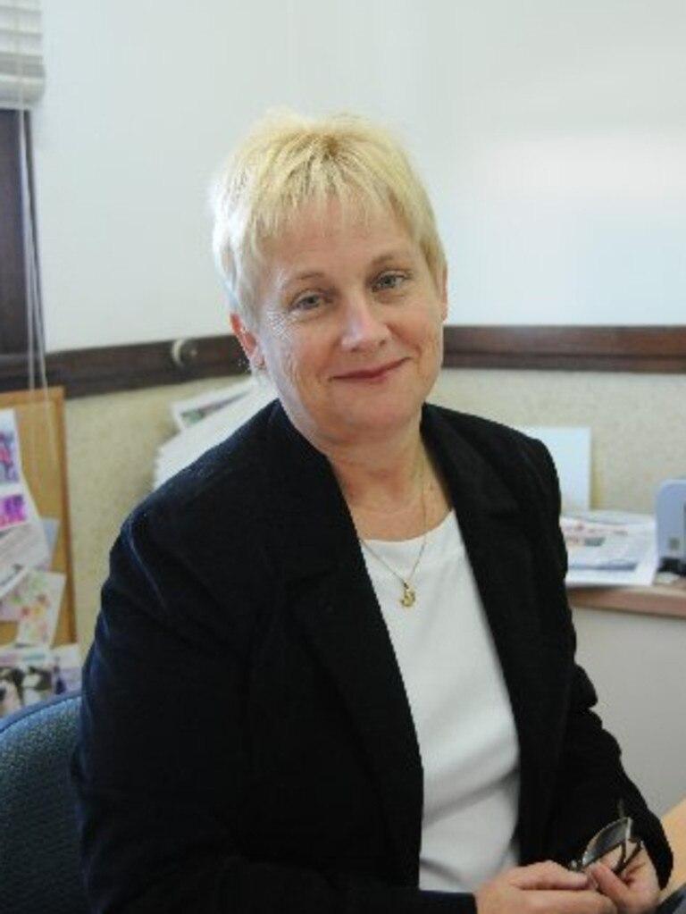 Editor Janelle Mclennan.