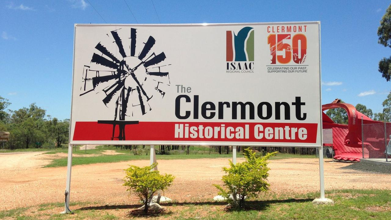 Discover the brand new exhibition at the Clermont Historical Centre.