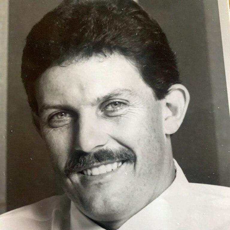 Former RREE editor Rrod Spence.