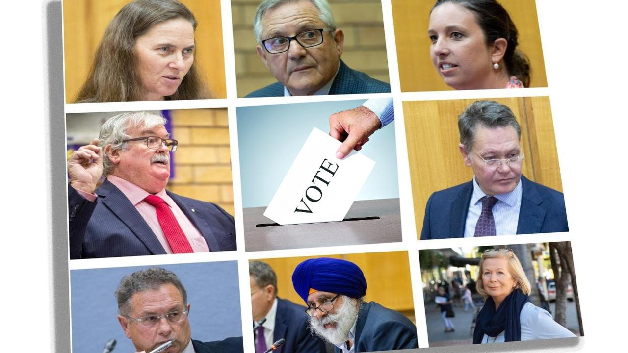 Coffs Harbour City Councillors talk about their intentions for the postponed elections.