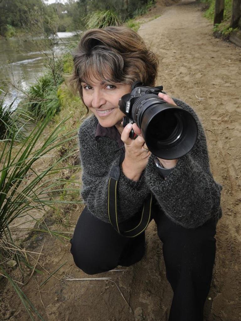 Editor Samantha Elley. PIC: DOUG EATON