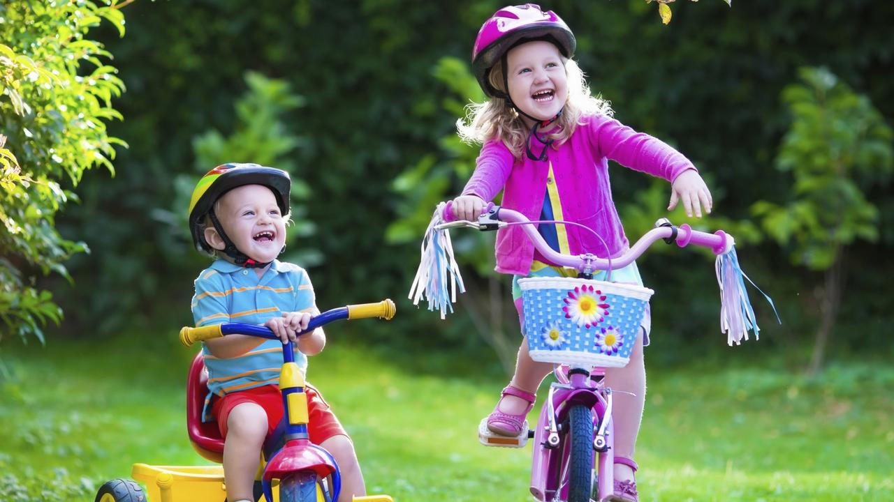 I've spent a good portion of my adult life trying to avoid teaching my three kids how to ride a bike. Picture: iStock