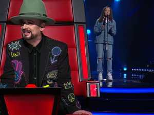 Teen's life-changing offer from Boy George