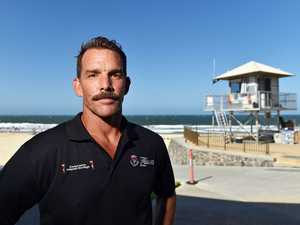 Surfer lucky to be alive thanks to mates' quick action