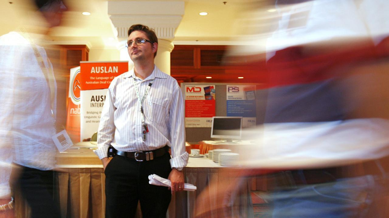 Rural Doctors Association of Queensland president Dr. John Hall.