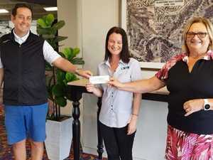 Golfers raise funds for cancer patients