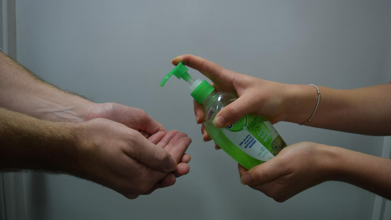 A Cannonvale doctor is warning businesses that many hand sanitisers are ineffective against COVID-19.