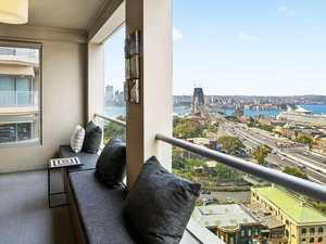 Leader's lavish $6.5m harbour apartment