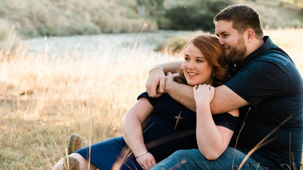Mikaela Culvert and Phillip Sima's wedding is going ahead despite COVID-19 thanks to the generosity of Gympie businesses. Picture: EeVee Photography