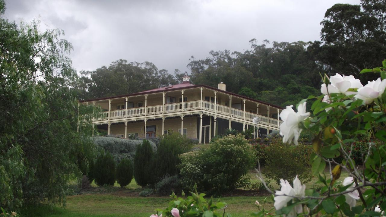 GRAND: The spectacular R on the Downs homestead at Yangan. Photo Bruce Partridge / Warwick Daily News