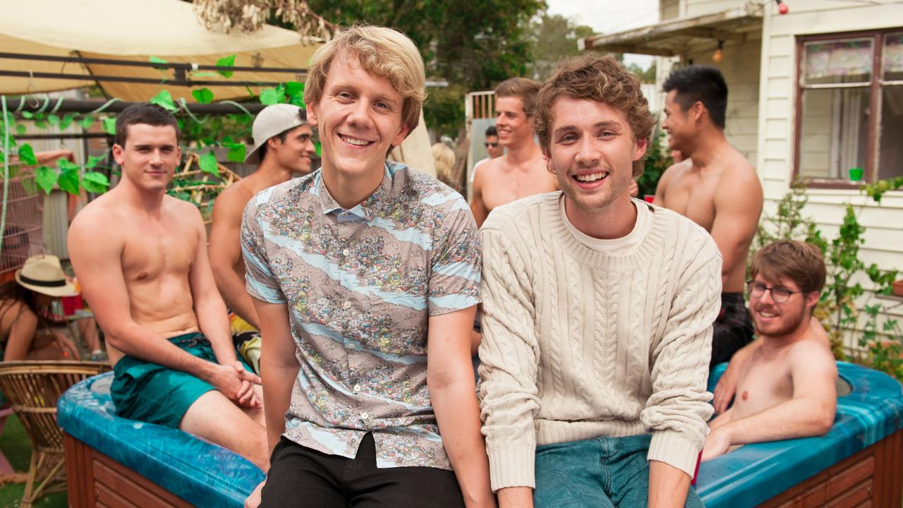 Thomas said it had been 'really hard' to find experienced non-white actors to appear in Please Like Me.