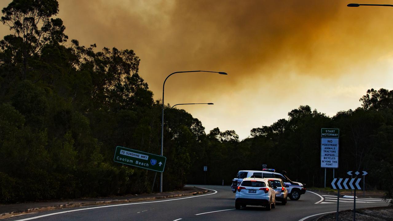Additional work will help the Noosa region be more prepared ahead of the next bushfire season, following last year's nightmare fire season. Photo Lachie Millard