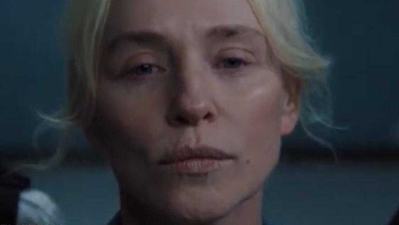 Susie Porter plays Marie Winter in Wentworth, who was originally portrayed by Maggie Millar in Prisoner. Picture: Foxtel.
