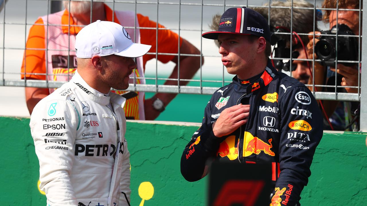 Bottas believes Red Bull are the team to be worried about