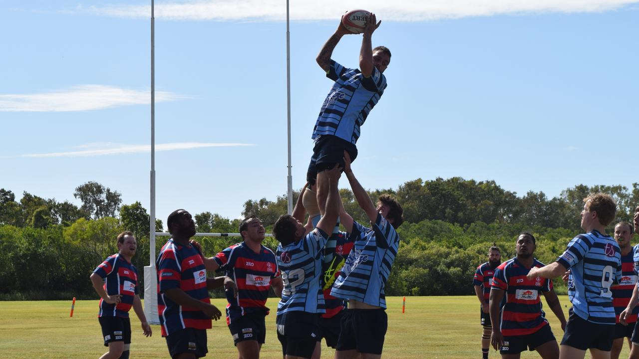 Slade Point Rugby Union club plans to fence its field at Cathy Freeman Oval.
