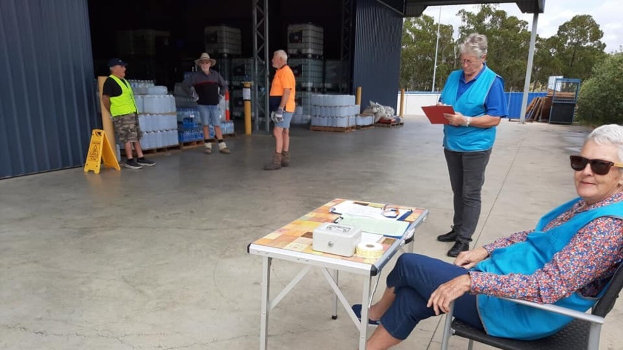 THE NEED REMAINS: Granite Belt Drought Assist continues to help the community.