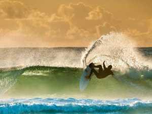 Margo's surf skills impressed peers