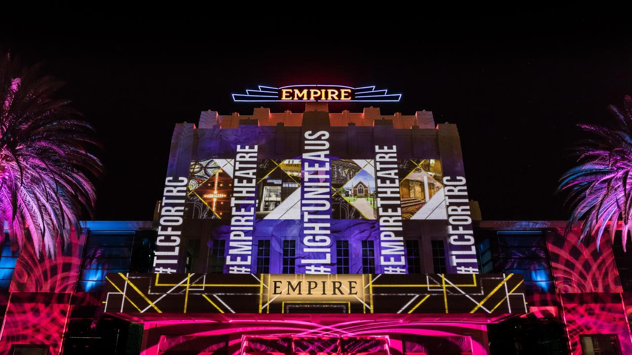 The Empire Theatre has set a reopening date for next month.