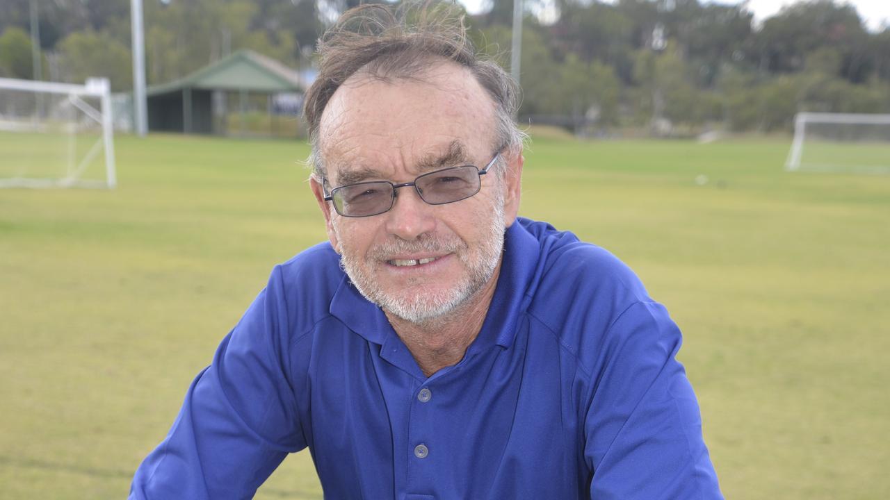 Un verdadero voluntario, Greg Wallace ha tenido una buena cantidad de éxito con los clubes deportivos de Downs.