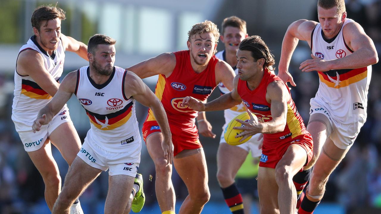 2020 Marsh Community Series - Adelaide v Gold Coast