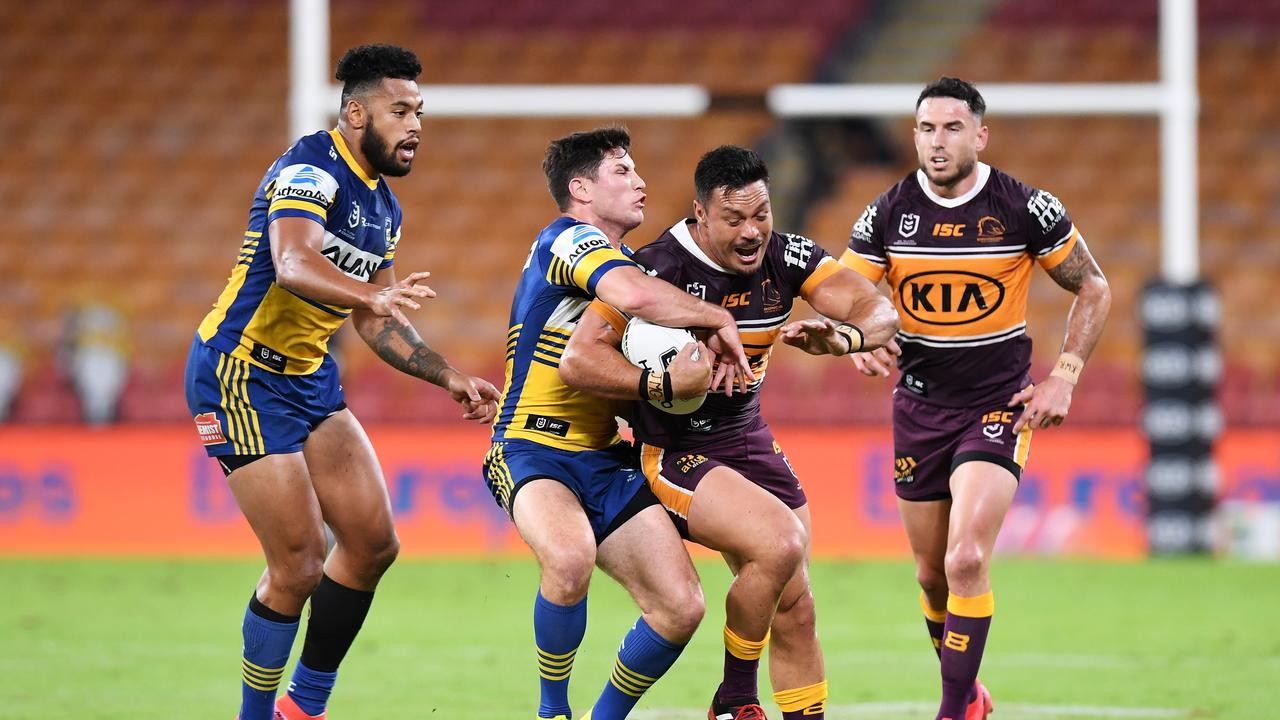 The Broncos will welcome back skipper Alex Glenn. Picture: Getty