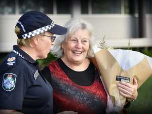 Retiree Sue Williams - Qld Police