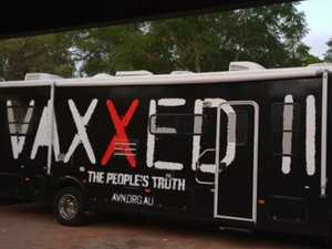 Anti-vaxxers promise 'horror stories' as they kick off tour