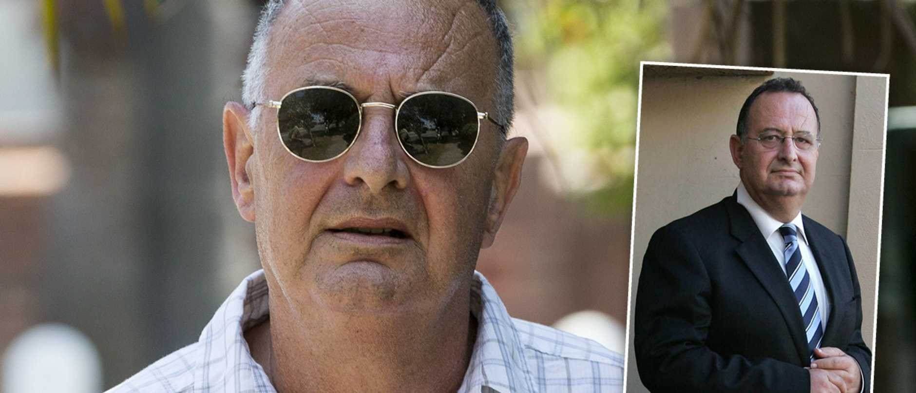 Police allege a victim of paedophile Milton Orkopoulos was asked to sign away a complaint against his abuser while under the eye of another Labor MP.