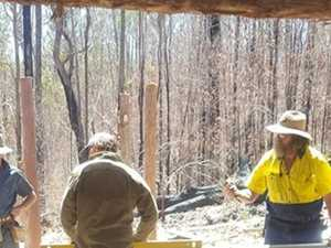 Handy with tools? Help rebuild fire-affected residents homes